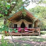 Karen Blixen Camp / Zelt