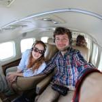 Flug von Nairobi in die Massai Mara