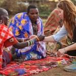 Massai Dorf / Markt